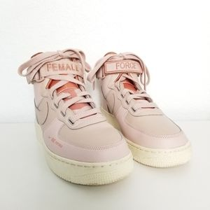 Nike Womens Air Force 1 Shoes Size 11 High Utility